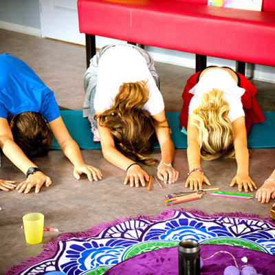 Atelier de bien-être pour les enfants Mon Moment Magique Junior