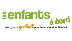 Les enfants à bord, partenaire du centre de bien-être L'Ô Cocoon près de Montpellier