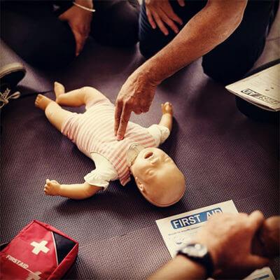 Ateliers Premiers Secours Bébé