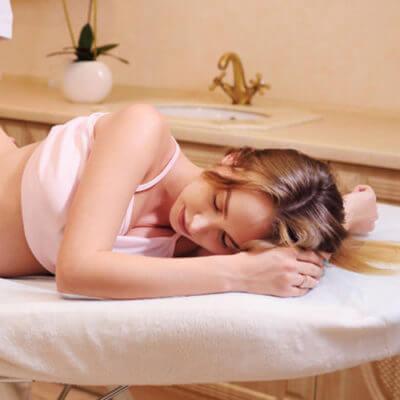 Massage bien-être post-natal