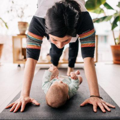Yoga Postnatal Maman-Bébé