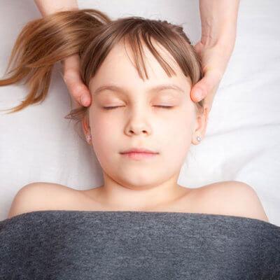 Massage Bien-Etre Personnalisé Enfant